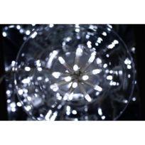 Feerie Lights - Guirlande de noël d'extérieur lumineuse - 6 m - Blanc
