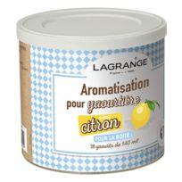 LAGRANGE - pot de 425g arome citron pour yaourtière - 380360