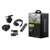 Contour - Kit de fixations vélo pour caméscope