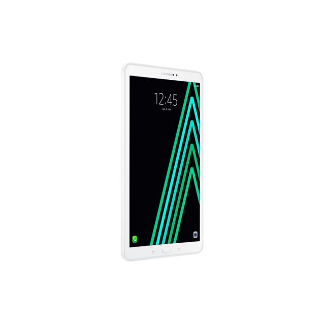 """Samsung - Galaxy Tab A6 - 10,1"""" - 16 Go - 4G - Blanc"""