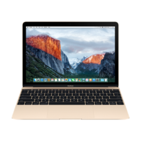 MacBook 12 Retina - 256 Go - MLHE2FN/A - Or