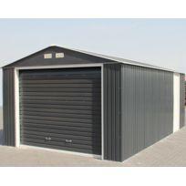 Duramax - Garage métal Treco 10x15 Zincalume Eco