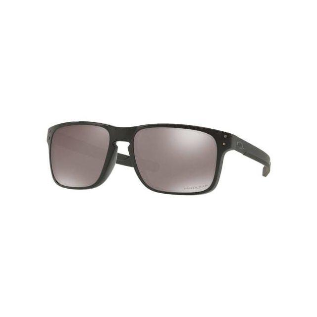 e16007222e1151 Oakley - Lunettes Holbrook Mix Polished Black avec verres Prizm Ruby  Polarized - pas cher Achat   Vente Lunettes - RueDuCommerce