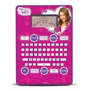 Imc Toys - Tablette électronique Violetta : 60 activités