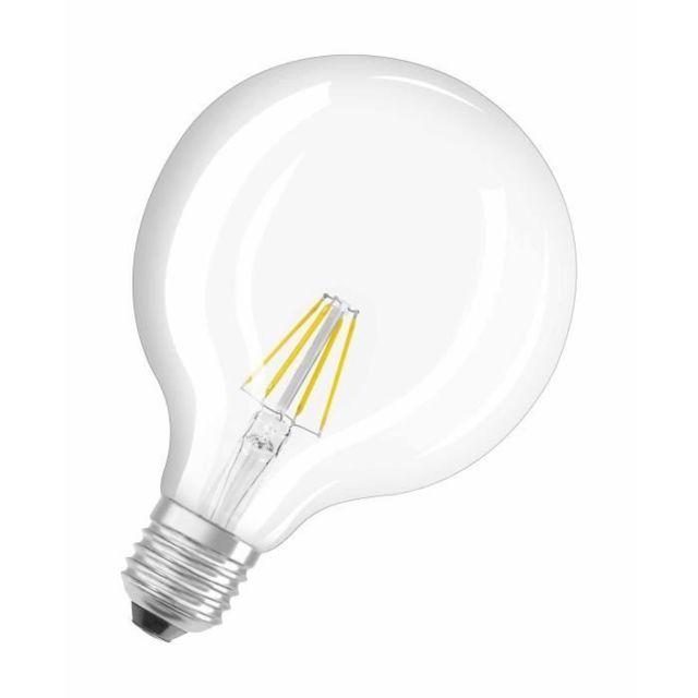 Lot de 10 ampoules /à incandescence clair e27 60 w de la marque
