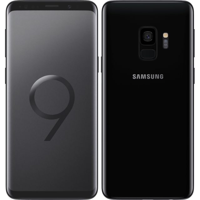 Samsung - Galaxy S9 - Noir Carbone