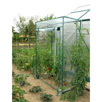 Jany - Serre souple Pvc tomates 100x50x150cm