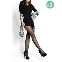 Collants Lauve - Collants Lot De 3 Collants Voile Relants 20 Deniers - 12.02.20.07