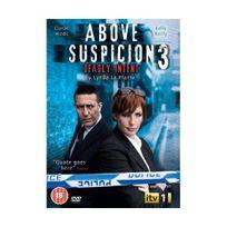 Acorn Media - Above Suspicion Three - Deadly Intent DVD, Import anglais