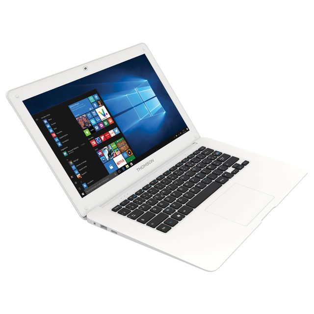 THOMSON 14,1'' - Intel Atom Z3735F - eMMC 32 Go - RAM 2 Go - Intel HD Graphics - Windows 10