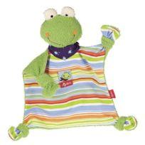 Sigikid - 48934 - Fortis Frog, Doudou