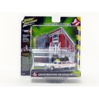 Auto World - 1/64 - Cadillac Ghostbusters - Ecto 1 - Diorama - Jldr002_ECTO