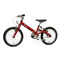 """Kokua - Vélo pour enfant Like a Bike To Bike 16"""" avec freins rouge"""