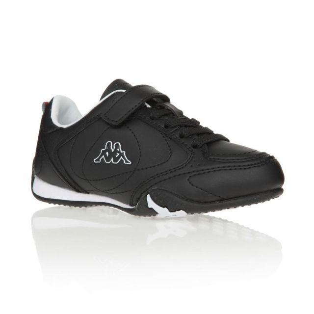 Kappa Baskets Volti Chaussures Enfant Garçon pas cher