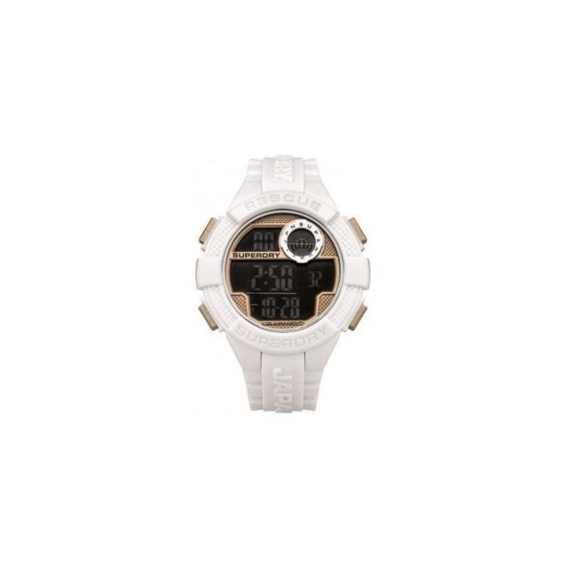 8d0e6f4adc1f5 Superdry - Montre Unisexe Silicone Vert Camouflage- Syg193WRG Achat ...
