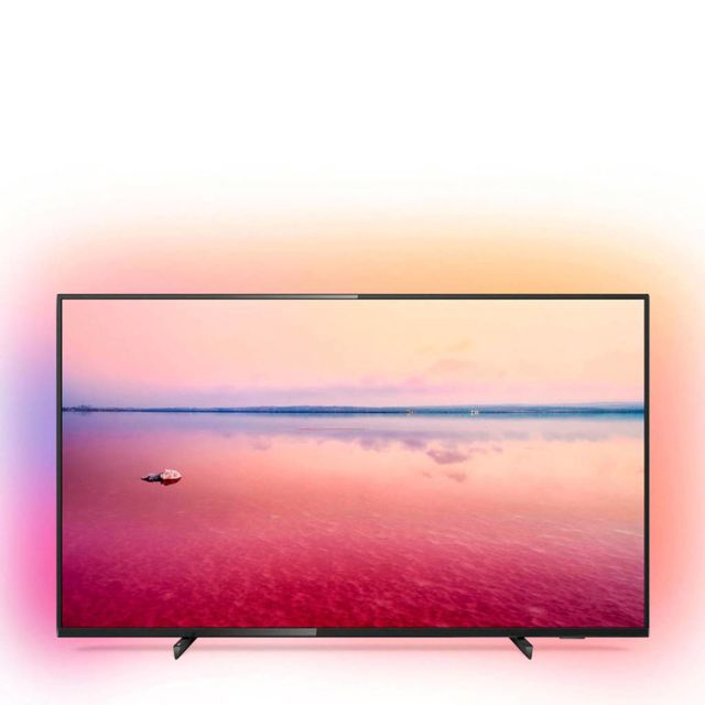 "PHILIPS TV LED 4K UHD 70"" 178 cm - 70PUS6704/12 - Noir"