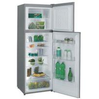 CANDY - Réfrigérateur 2 Portes CCDS6172X CCDS 6172 X, Inox