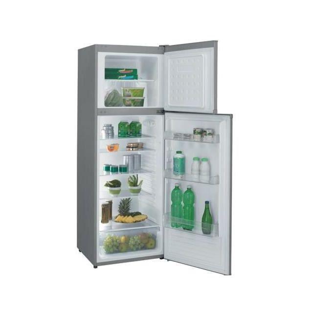 CANDY Réfrigérateur 2 Portes CCDS6172X CCDS 6172 X, Inox