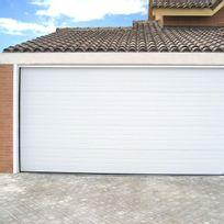 Porte Garage Occasion Achat Porte Garage Occasion Pas Cher Rue - Porte de garage sectionnelle avec porte de service pvc occasion