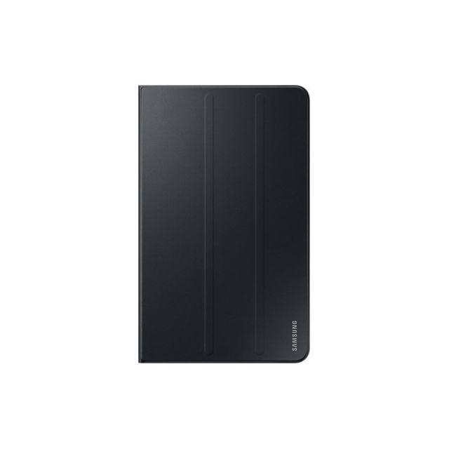 Samsung - Book Cover Galaxy Tab A 2016 10,1'' - Noir - EF-BT580PBEGWW