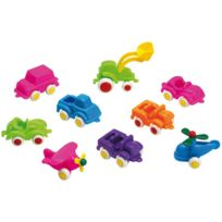 Viking Toys - mini vehicules baby - lot de 12