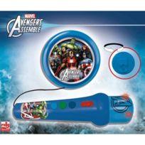 Farelek - Avengers Micro A Main Avengers Avec Amplificateur Et Rhytmes