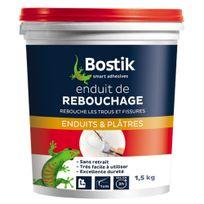 Bostik - Enduit de rebouchage pâte 1,5kg