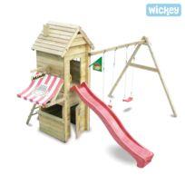 Wickey - Maisonnette en bois Mindys Mega Store