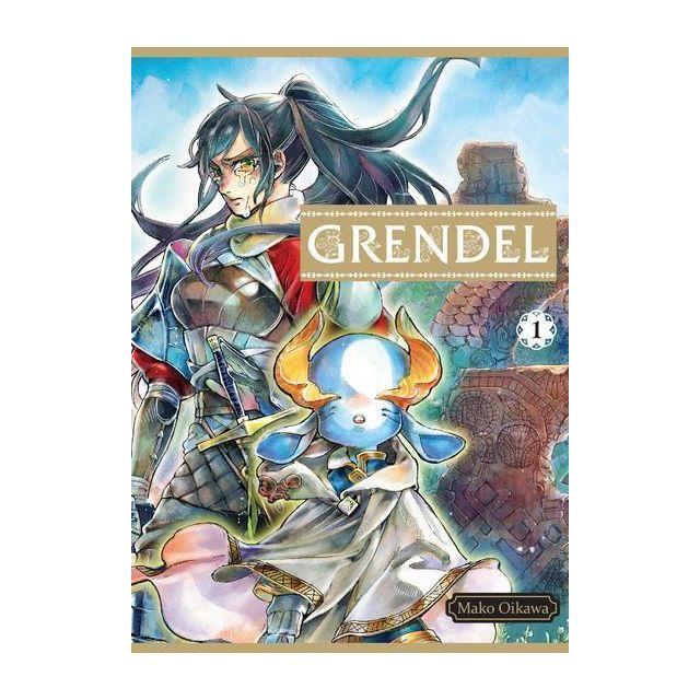 Komikku - Grendel t.1
