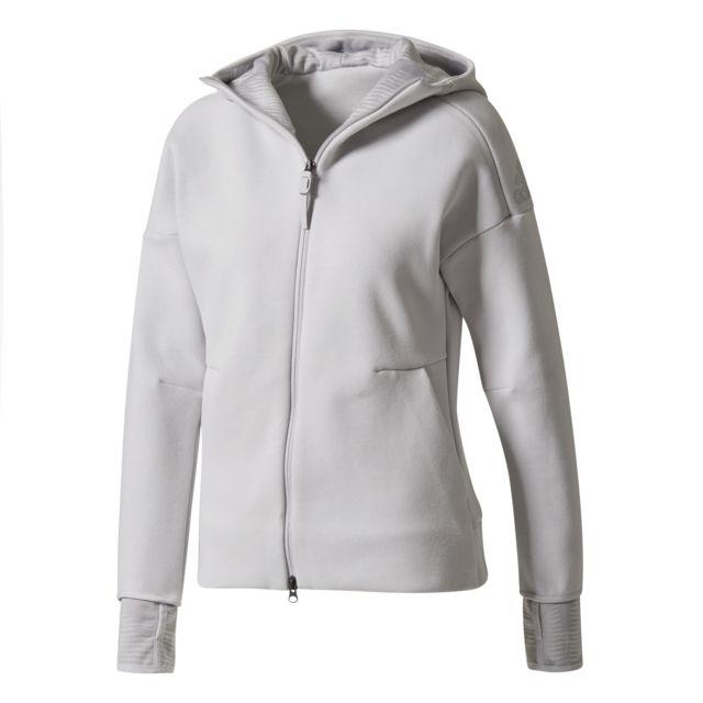 Adidas - Veste femme Z.N.E. Pulse - pas cher Achat   Vente Tee-shirts e6d863f7c28