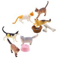 Animal world - 10 Chevaux ou Chiens