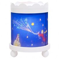 Le Petit Prince - Manège Lanterne Magique © - Blanc 12V -trousselier