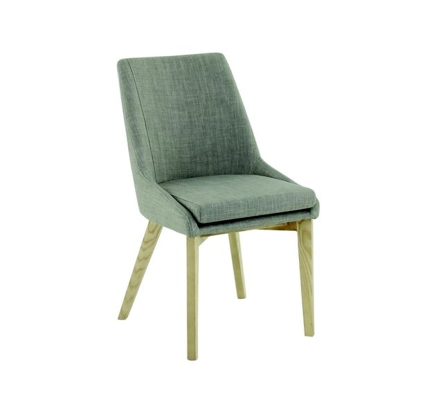 Lebrun Chaise gris clair Enzo