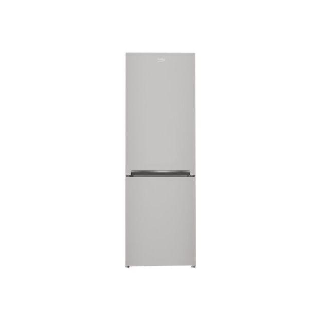 Beko Réfrigérateur combiné - RCSA270K20S - Silver Combine Inverse REFRIGERATEUR COMBINE 170,7CM Description du produit:Beko RCSA270K20S - refrigerateur/congelateur - congelateur bas - pose libre - argente(e),Type de produit:Refrigerateur/congelateur - con