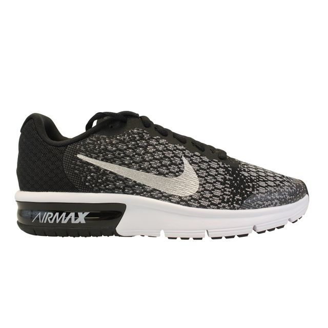 Nike Air Max Sequent 2 pas cher Achat Vente Baskets