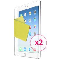 Caseink - Films de protection Anti - Traces de doigts Hd iPad Air Lot de 2