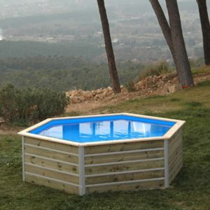 Water clip piscine kid hors sol 338 x 94 cm pas cher for Piscine hors sol water clip