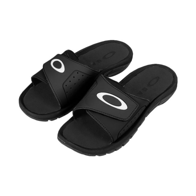 73ec287cc969 Oakley - Tongs Super Coil Slide 2.5 Blackout - pas cher Achat ...