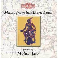 Nimbus World - Lao Molam - Musique du sud du Laos Boitier cristal