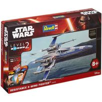 Revell - Star Wars - Easy Kit - Resistance X-wing Fighter