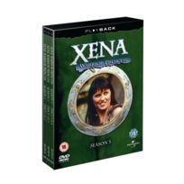 Universal Pictures Uk - Xena - Warrior Princess - Series 3 - Complete IMPORT Coffret De 6 Dvd - Edition simple