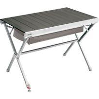 Brunner - Titanium Ng 2 - Table de camping - gris/argent