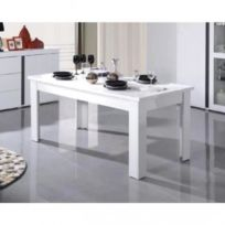 Table A Manger Blanc Laquee Bientot Les Soldes Table A Manger