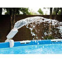 Intex - Fontaine de piscine avec Led multicolore