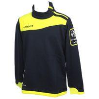 Uhlsport - Sweat d'entraînement joueur Ligue 1 sweat jr Noir 74250