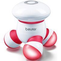 Beurer - Mini appareil de massage Mg 16 Rouge