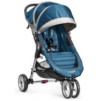 Baby Jogger - Poussette City Mini 3 Roues Sarcelle - Babyjogger