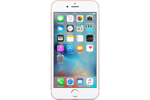 Apple iPhone 6S 128Go Or rose pas cher - Achat   Vente iPhone iOS ... c7f124a3cad4