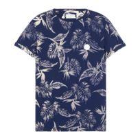 Rasik T-shirt Mc Homme - Taille Xl - Bleu