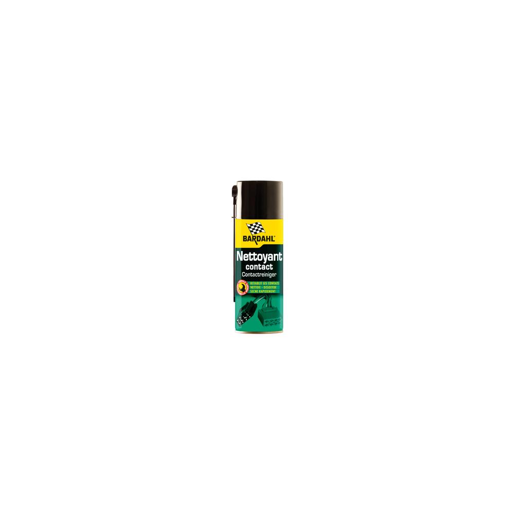 Bardahl - Nettoyant contact spray 400 ml Bardhal 2004459